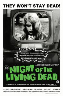 A Noite dos Mortos-Vivos - Poster / Capa / Cartaz - Oficial 5