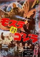 Godzilla Contra a Ilha Sagrada (Mosura tai Gojira)