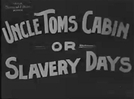 Uncle's Tom Cabin (Uncle's Tom Cabin)