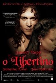 O Libertino - Poster / Capa / Cartaz - Oficial 2