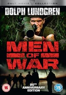 Homem de Guerra - Poster / Capa / Cartaz - Oficial 4