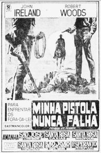 Minha Pistola Nunca Falha - Poster / Capa / Cartaz - Oficial 1