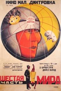A Sexta Parte do Mundo - Poster / Capa / Cartaz - Oficial 1