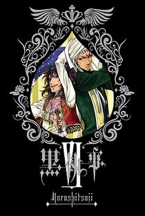 Kuroshitsuji (1ª Temporada) - Poster / Capa / Cartaz - Oficial 13