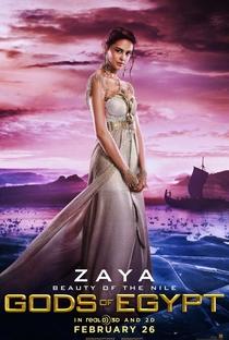 Deuses do Egito - Poster / Capa / Cartaz - Oficial 12