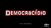 Democracídio: Prisões Arbitrárias - Poster / Capa / Cartaz - Oficial 1