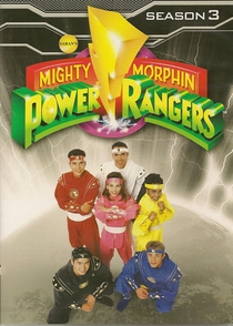 Power Rangers (3ª Temporada) - Poster / Capa / Cartaz - Oficial 2