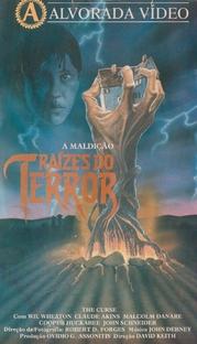 A Maldição - Raízes do Terror - Poster / Capa / Cartaz - Oficial 3
