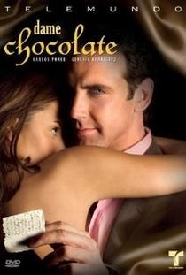 Dame Chocolate  - Poster / Capa / Cartaz - Oficial 1