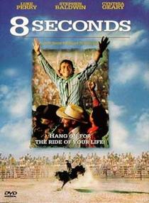 8 Segundos - Poster / Capa / Cartaz - Oficial 1
