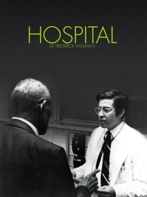 Hospital - Poster / Capa / Cartaz - Oficial 3