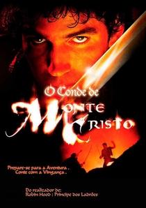 O Conde de Monte Cristo - Poster / Capa / Cartaz - Oficial 2