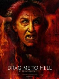 Arraste-me para o Inferno - Poster / Capa / Cartaz - Oficial 2