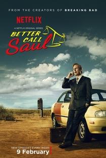 Better Call Saul (1ª Temporada) - Poster / Capa / Cartaz - Oficial 1