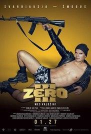 Zero 3 - Poster / Capa / Cartaz - Oficial 1