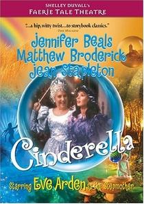 Teatro dos Contos de Fadas: Cinderela - Poster / Capa / Cartaz - Oficial 1