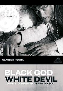 Deus e o Diabo na Terra do Sol - Poster / Capa / Cartaz - Oficial 4