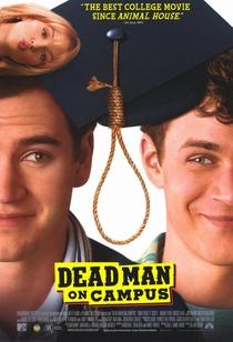 Morte na Universidade - Poster / Capa / Cartaz - Oficial 1