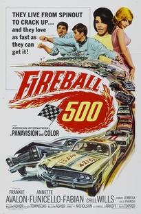 Bola de Fogo 500  - Poster / Capa / Cartaz - Oficial 1
