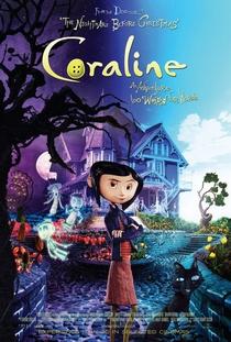 Coraline e o Mundo Secreto - Poster / Capa / Cartaz - Oficial 4