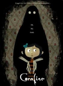 Coraline e o Mundo Secreto - Poster / Capa / Cartaz - Oficial 3
