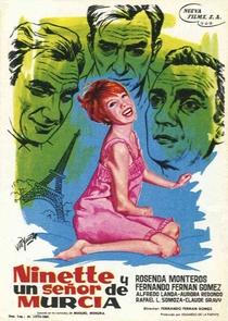 Ninette y un señor de Murcia - Poster / Capa / Cartaz - Oficial 2