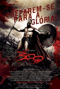 300 - Poster / Capa / Cartaz - Oficial 1