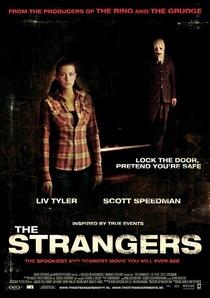 Os Estranhos - Poster / Capa / Cartaz - Oficial 9