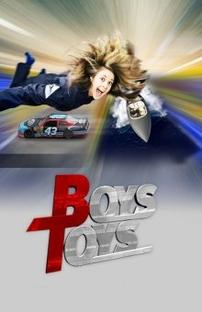 Boys Toys - Poster / Capa / Cartaz - Oficial 1