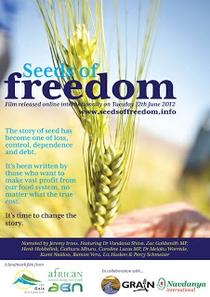Sementes da Liberdade - Poster / Capa / Cartaz - Oficial 1