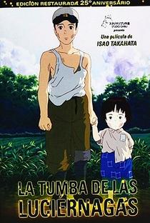 Túmulo dos Vagalumes - Poster / Capa / Cartaz - Oficial 28