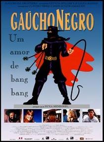 Gaúcho Negro - Poster / Capa / Cartaz - Oficial 1