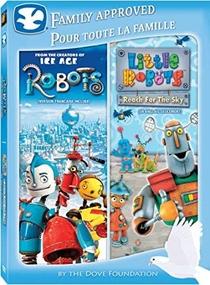 Pequenos Robôs - Poster / Capa / Cartaz - Oficial 8