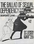 Balada da Dependência Sexual (Ballad Of Sexual Dependency)