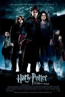 Harry Potter e o Cálice de Fogo - Poster / Capa / Cartaz - Oficial 3