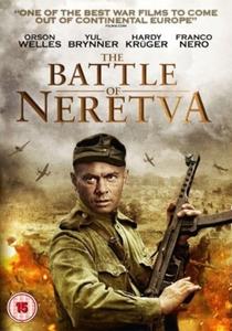A Batalha do Neretva - Poster / Capa / Cartaz - Oficial 3