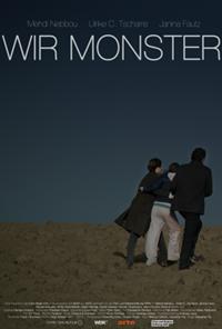 Nós Monstros - Poster / Capa / Cartaz - Oficial 1