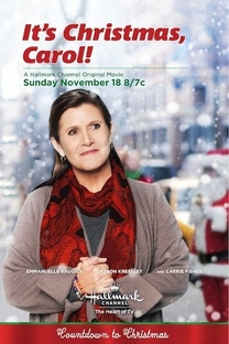É Natal, Carol! - Poster / Capa / Cartaz - Oficial 1