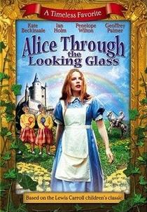 Alice no País do Espelho - Poster / Capa / Cartaz - Oficial 1