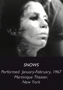 Snows - Poster / Capa / Cartaz - Oficial 1