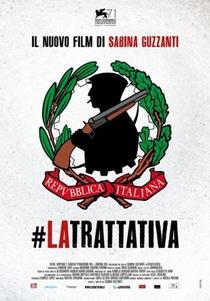 La trattativa - Poster / Capa / Cartaz - Oficial 1