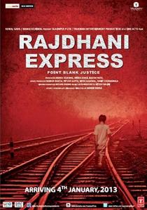 Rajdhani Express - Poster / Capa / Cartaz - Oficial 3
