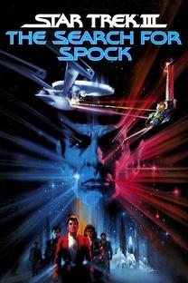 Jornada nas Estrelas III: À Procura de Spock - Poster / Capa / Cartaz - Oficial 3