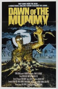 Dawn of the Mummy - Poster / Capa / Cartaz - Oficial 1