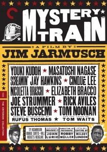 Trem Mistério - Poster / Capa / Cartaz - Oficial 2