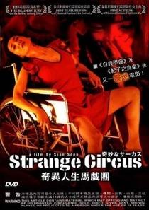 Strange Circus - Poster / Capa / Cartaz - Oficial 4
