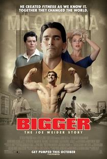 Bigger - Poster / Capa / Cartaz - Oficial 1