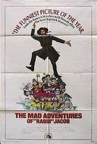 As Loucas Aventuras do Rabbi Jacob - Poster / Capa / Cartaz - Oficial 3