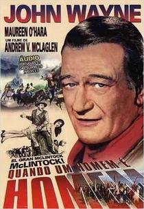 Quando um Homem é Homem - Poster / Capa / Cartaz - Oficial 1