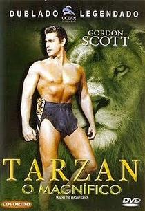 Tarzan - O Magnífico - Poster / Capa / Cartaz - Oficial 3